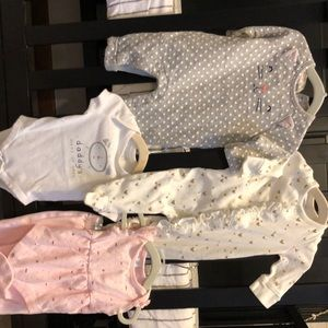 Adorable baby girl clothes